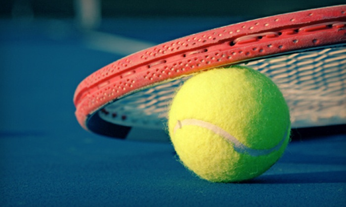 Tenniswithcole - Valley View - Reed: Three or Six One-Hour Semiprivate Tennis Lessons from Tenniswithcole (Up to 60% Off)