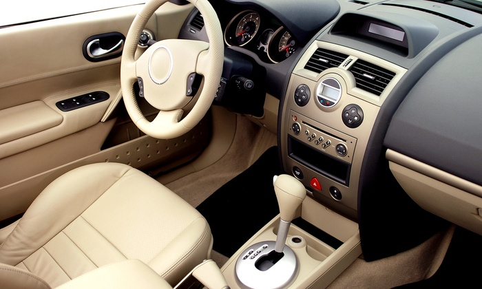 Fast Shine - North Laurel: $74 for Seasonal Detailing Package from Fast Shine ($149 Value)
