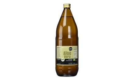 Wohltuer Aloe Vera Frischplanzensaft in Bio-Qualität inkl. Versand (bis zu 41% sparen)