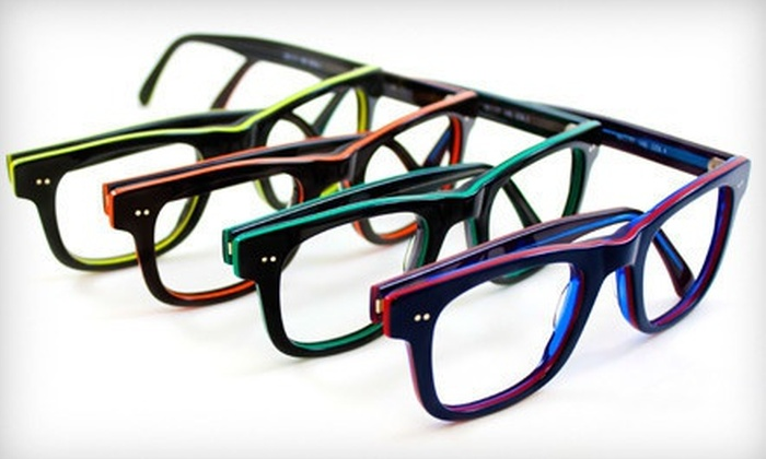 SEE Eyewear - Bach: Prescription Eyewear with Optional Exam at SEE Eyewear (Up to 81% Off)