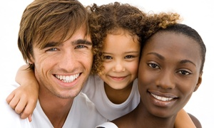 JS Family Dental: Dental Exam and Cleaning with Optional Whitening at JS Family Dental (Up to 84% Off). Three Options Available.