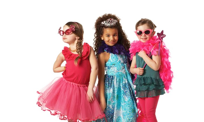 Snip-its - Los Angeles: Kids' Themed Party for up to Eight Kids at Snip-its (Up to 38% Off)