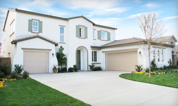 Outback Services - St.Petersburg: $99 for a Two-Car-Driveway Pressure Washing from Outback Services (Up to $250 Value)
