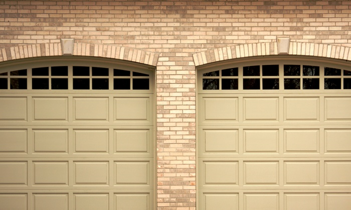 Sears Garage Doors - Plainview: $59 for a Garage-Door Tune-Up and 20-Point Safety Inspection from Sears Garage Doors ($129 Value)