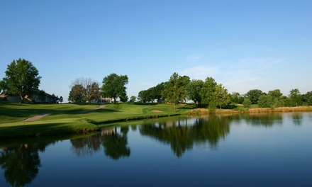 18 Holes of Golf with Cart Rental for Two or Four at The Deuce at the National (Up to 50% Off)