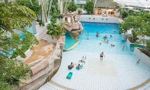 Sun Parks: Onbeperkt toegang de hele dag tot Aquafun van Sunparks Ardennen voor 1 persoon vanaf € 7