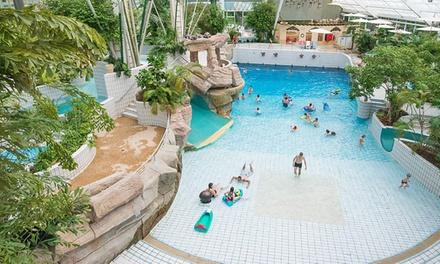 Un accès illimité d'une journée pour 1 personne à l'Aquafun de SunParks Ardennesdès 7€