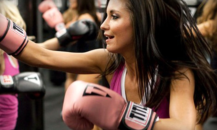 Title Boxing Club - Multiple Locations: $10 for Two Weeks of Boxing and Kickboxing Classes at Title Boxing Club ($39.50 Value)