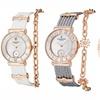 Charriol Women's Swiss-Made St. Tropez Diamond Jewelry Watches