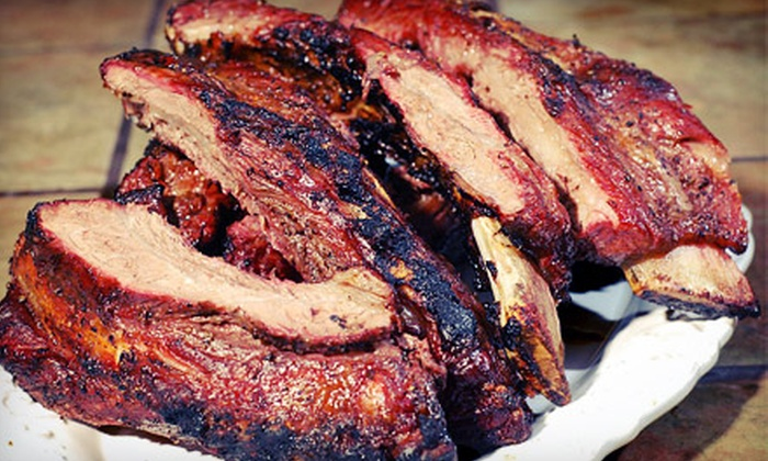 Top Notch Barbeque - Silverado Ranch: $15 for $30 Worth of Barbecue for Two at Top Notch Barbeque