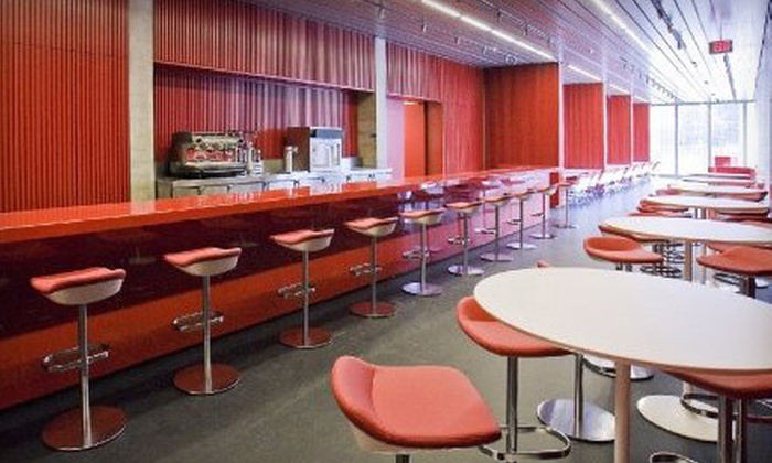 Muse - Downtown: $20 for $40 Worth of Contemporary Cuisine and Drinks at Muse