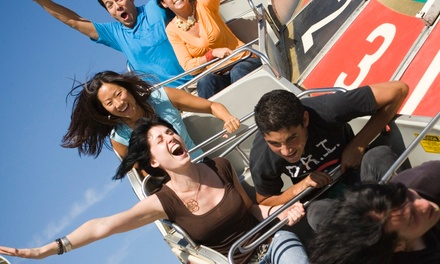 $10 for One Fair Admission to San Mateo County Fair ($15 Value)