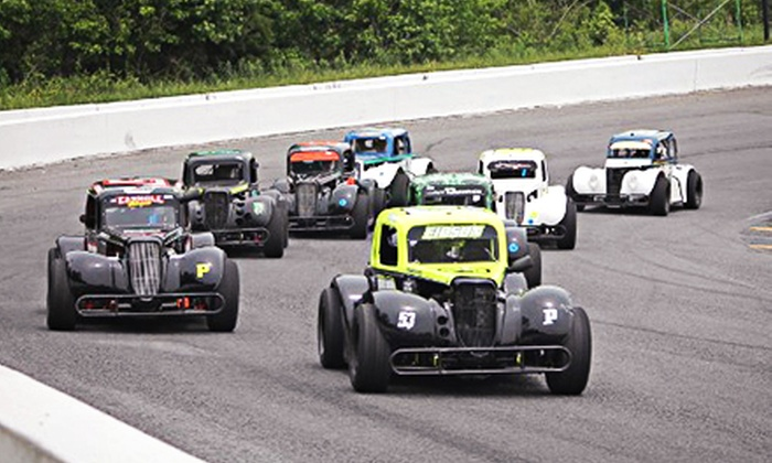 Concord Speedway: 2013 Fall Series Races - Concord Speedway: Fall Racing Event for Two or Four at Concord Speedway (Up to Half Off). Choose from Five Dates.