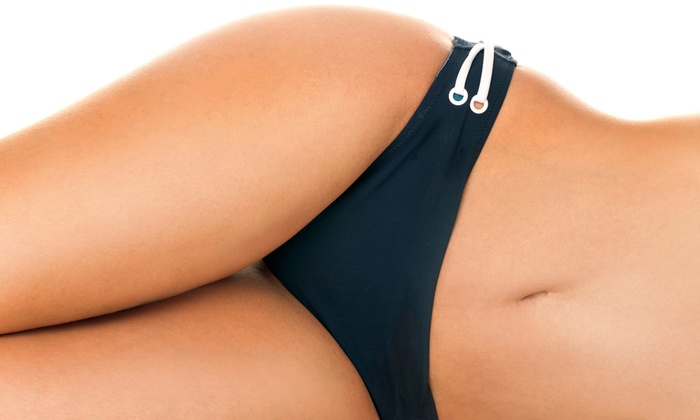 European Wax Center - Estero: One Brazilian Wax with Optional Eyebrow Wax at European Wax Center (Half Off)