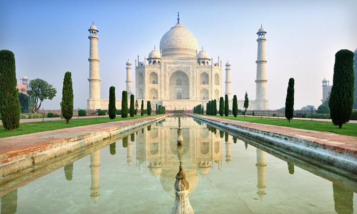 Seven-Night Tour of India - India: Seven-Night Tour of India with Round-Trip Airfare and Accommodations from Recherché Journeys