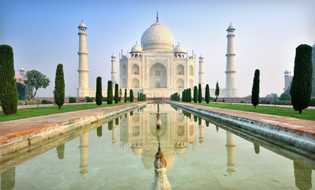 India Tour with Airfare & Luxury Accommodations