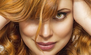 Sparkle Salon: Keratin Blow-Dry (£49) With Cut and Finish (£59) at Sparkle Salon
