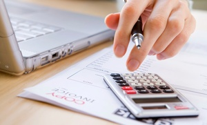 Professional Tax & Accounting Services, LLC: 1040EZ or Personal Tax Return with State Return from Professional Tax & Accounting Services, LLC (Up to 77% Off)