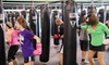 TITLE Boxing Club - Multiple Locations: $14 for Two Weeks of Unlimited Classes with Take-Home Hand Wraps at TITLE Boxing Club ($46 Value)