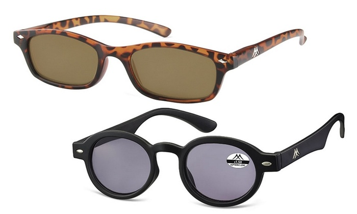 Madison & Mulholland - Greenwich: Sun Readers with Magnification at                            Madison & Mulholland          (Up to 67% Off)
