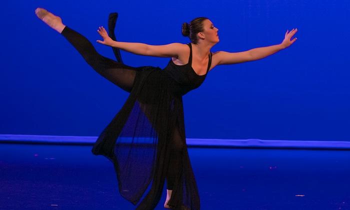 Elegance Dance Academy - Everett: Four Weeks of Dance Classes at Elegance Dance Academy (70% Off)