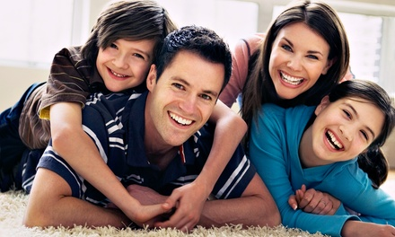 $49 for a Dental Cleaning, X-rays, and Exam from Vladimir Khramoy, DDS (Up to $170 Value)