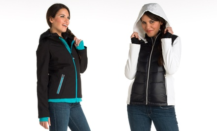 Women's Halifax Jackets. Multiple Styles and Colors Available.