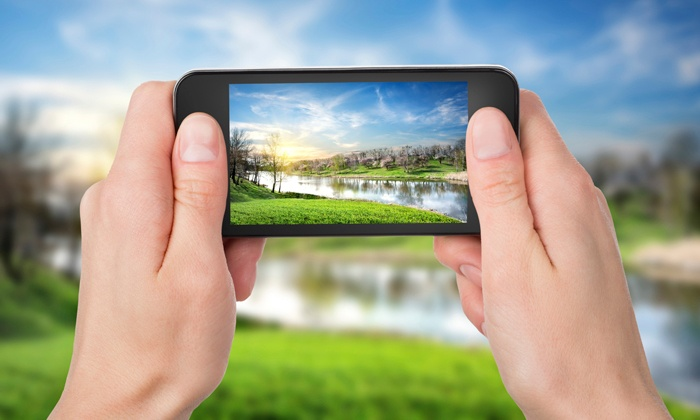 flying photo school: $9.99 for a Four-Week Online Cellphone Photography Class from flying photo school ($29 Value)