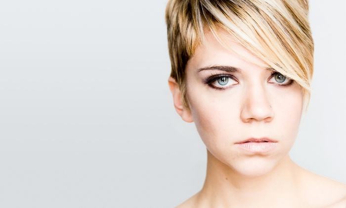 Zoreh Beauty - Westwood: $50 for Haircut with Single-Process Color at Zoreh Beauty ($100 Value)