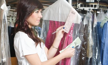Dry Cleaning Services from £7 at Marshall Dry Cleaning (Up to 63% Off)