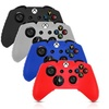 4-Pack of Silicone Gel Drip Protective Controller Covers for Xbox One
