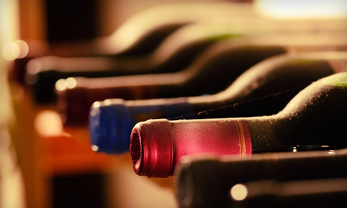 A World of Wine - Northwest Omaha: Wine Tasting for Four or Eight from A World of Wine (Up to 51% Off)