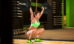 Renton CrossFit: 10 or 20 CrossFit Classes at Renton City CrossFit (Up to 91% Off)