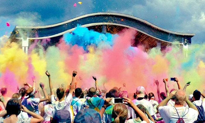 The Color Dash - Chandler: One, Two, or Four Groupons, Each Good for 5K Entry to the Color Dash on Saturday, May 17 (Up to 45% Off)