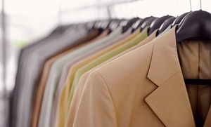 Laundry Unlimited: Dry Cleaning or Laundry Services at Laundry Unlimited (50% Off). Four Options Available.