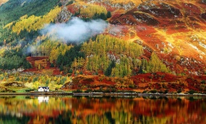 ✈  9-Day Vacation in Scotland with Air from Great Value Vacations at Scotland Vacation with Hotel and Air from Great Value Vacations, plus 6.0% Cash Back from Ebates.