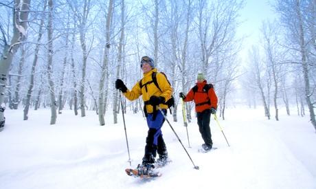 Ruta de raquetas de nieve por Sierra Nevada para 1 o 2 personas desde 19,95 € en