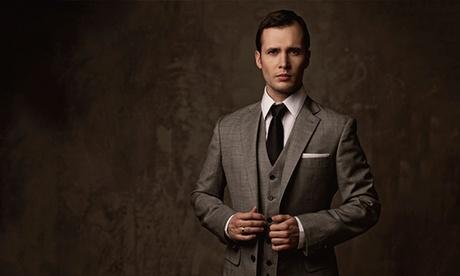 Traje de chaqueta hecho a medida con opción a camisa o pantalón extra desde 299 € en Gentleman
