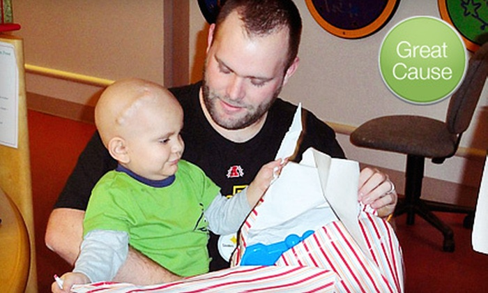 Jeremy Cares, Inc. - Avon Lake: $10 Donation to Help Fund Gifts for Youth with Cancer