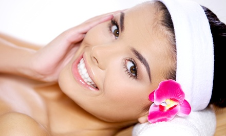 One, Two, or Four Chemical Peels & Facials at Studio H20 Salon (Up to 55% Off)