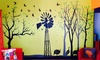 Fantastick: R300 Voucher Towards Wall Art for R150 from Fantastick (50% Off)