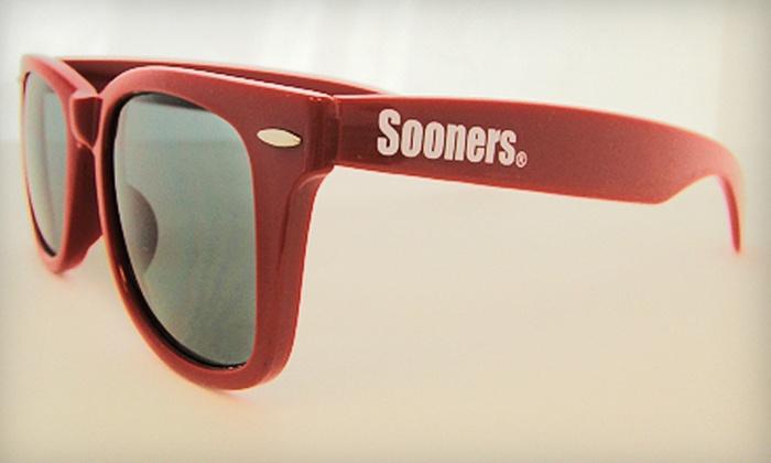 Collegiate Sunglasses: $20 for One Pair of College-Branded Sunglasses from Collegiate Sunglasses ($70 Value)