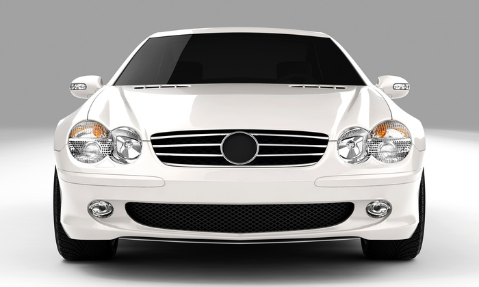 Beverly Hills 25 Limousines - Los Angeles: Airport Pickup and Optional Drop-Off in a Mercedes Benz from Beverly Hills 25 Limousines (Up to 78% Off)