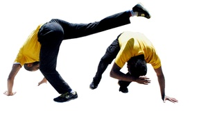 Tabcat Detroit: Three 90-minute Brazilian Folkloric Capoeira Dance Sessions for Kids or Adults at Tabcat Detroit (Up to 58% Off)