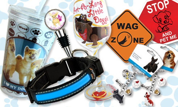 LittleGifts: Pet-Themed Gifts from LittleGifts (Up to 55% Off). Two Options Available.