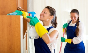 MOP IT UP: $29 for 1-Hour Adelaide City House or Commercial Office Cleaning Package with MOP IT UP (From $149 Value)