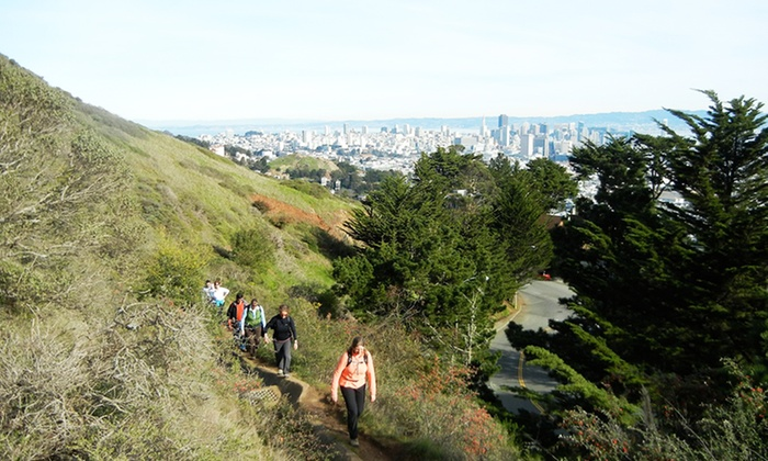 Urban Hiker SF - Multiple Locations: $49 for an Urban Hike from Urban Hiker SF ($49 Value)