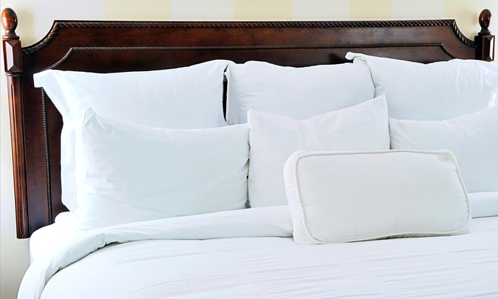 Florida Mattress and Furniture - East Lake-Orient Park: 1,500-Thread-Count Queen- or King-Size Sheet Set from Florida Mattress and Furniture (Up to 73% Off)