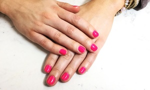 Beautiful people..: $16 for One Shellac Manicure at Beautiful People ($35 Value)
