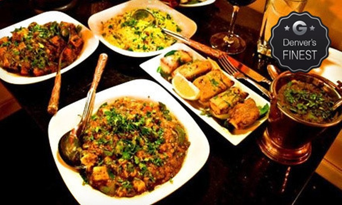 Little India - Denver: $10 for $20 Worth of Indian Food and Drinks at Little India on 6th Street